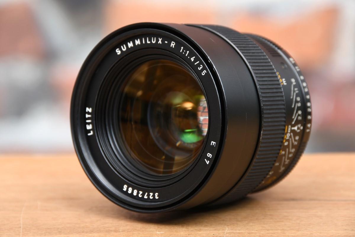 Leica Summilux R 35mm