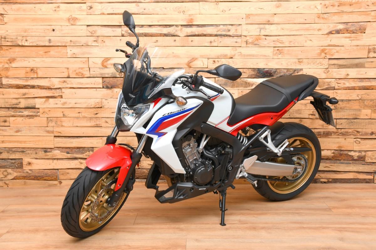 Honda CB650FA Motorrad