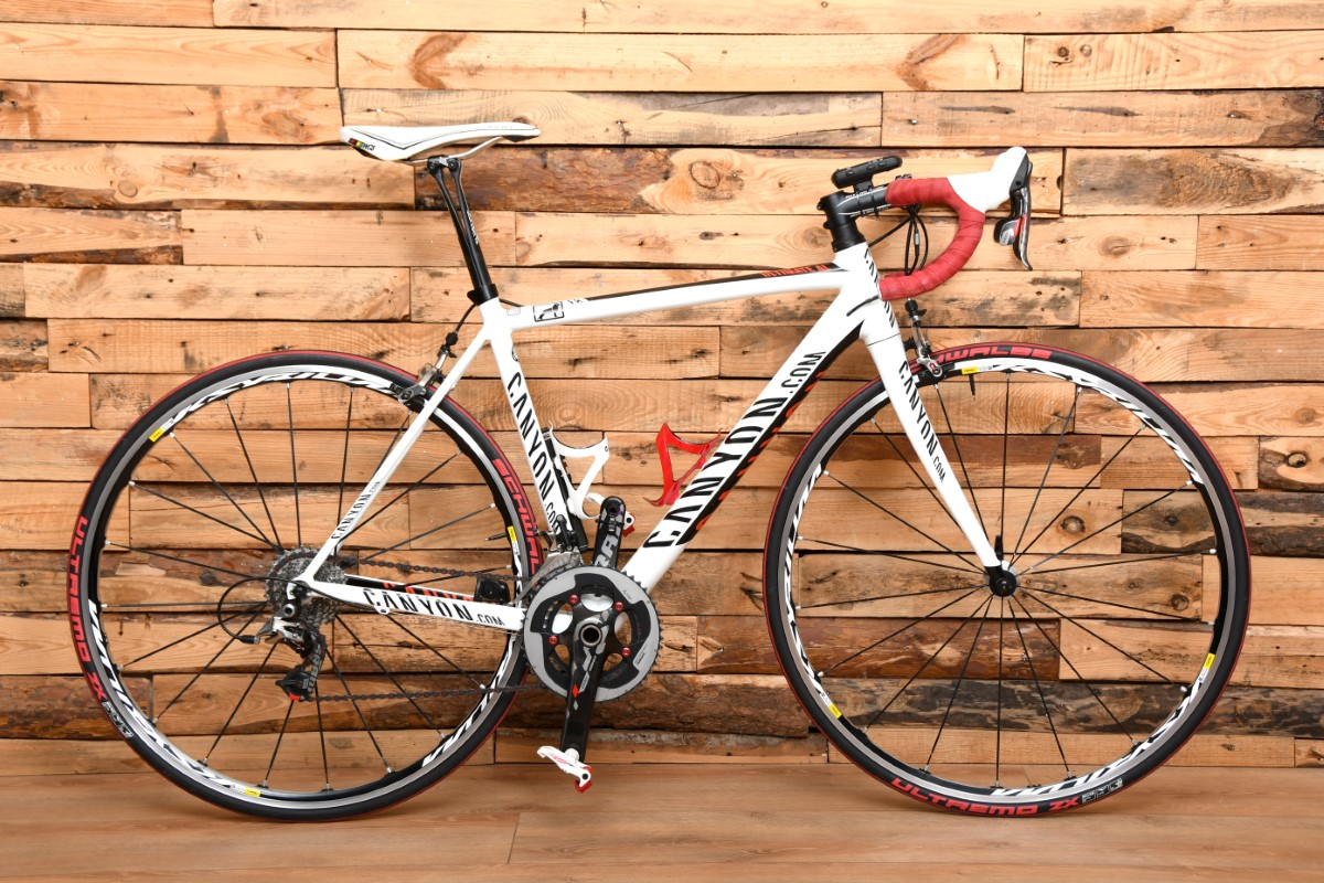 Canyon Ultimate AL 9.0 Rennrad