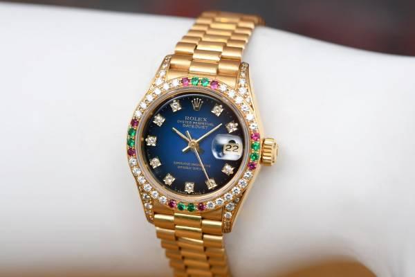 findus Verkaufsagentur - Referenzen - Rolex 69038 Oyster