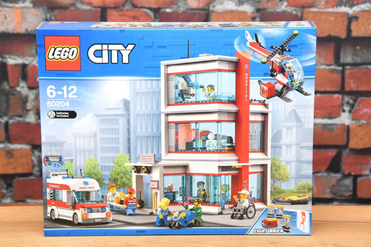 Lego Krankenhaus 60204